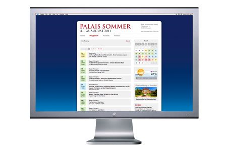 Palais Sommer 2011